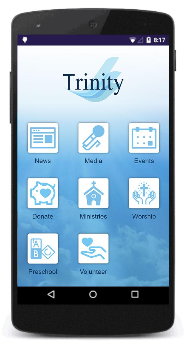trinity app